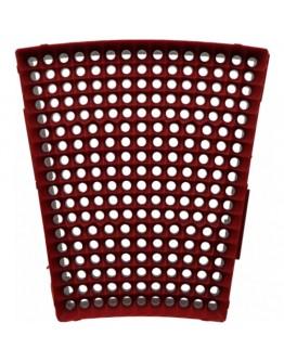 Πλαστικό κομμάτι τετράγωνο x1(τεμάχιο)