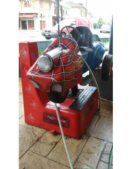 Κουνιστό Μηχανή Spiderman (μεταχειρισμένο)