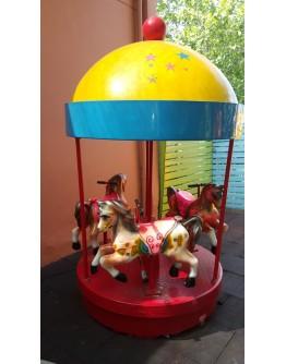 Κουνιστό Άλογα Καρουζέλ (μεταχειρισμένο)