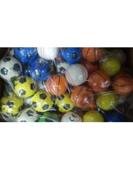 Ελαστική μπάλα Sport  Φ100